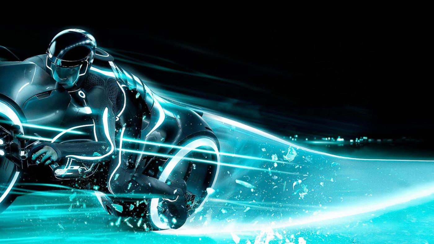 Concept TRON - Expérience immersive
