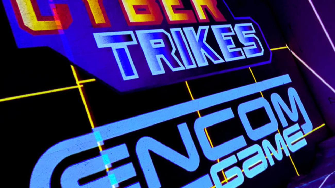 Cyber Trikes par Encom Game
