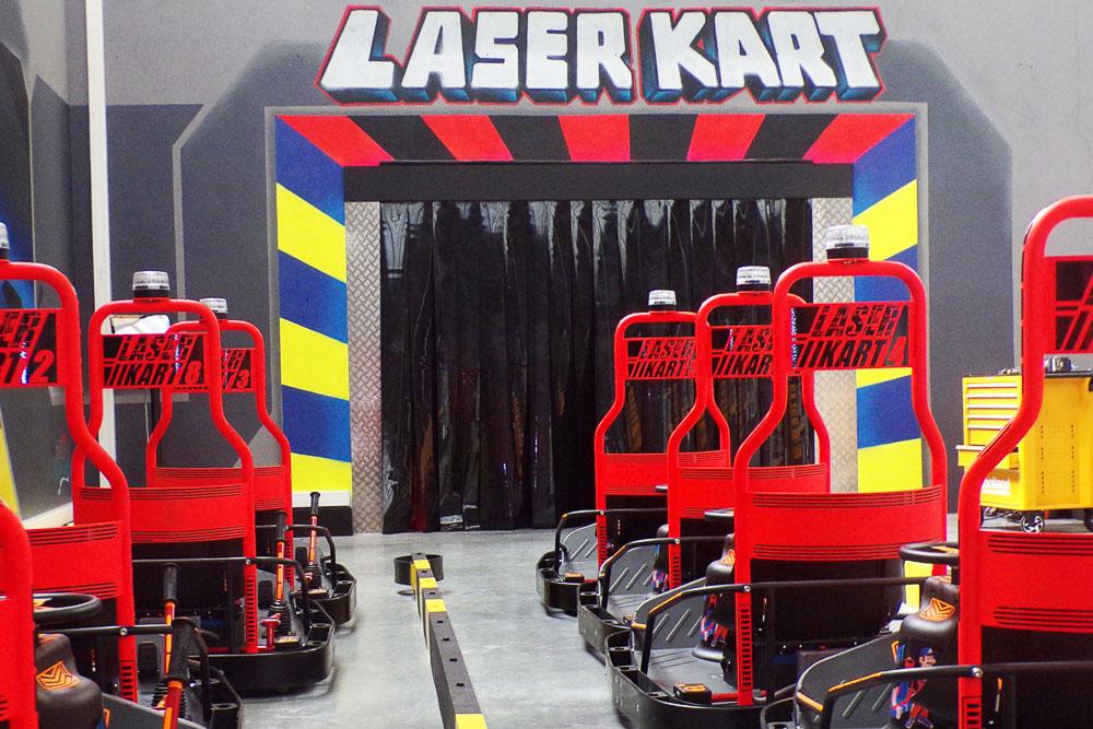 Centre Laser Kart à Avignon